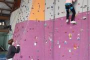 Sortie escalade MECS Oasis Horizon Jeunesse et Anef Ferrer Nantes
